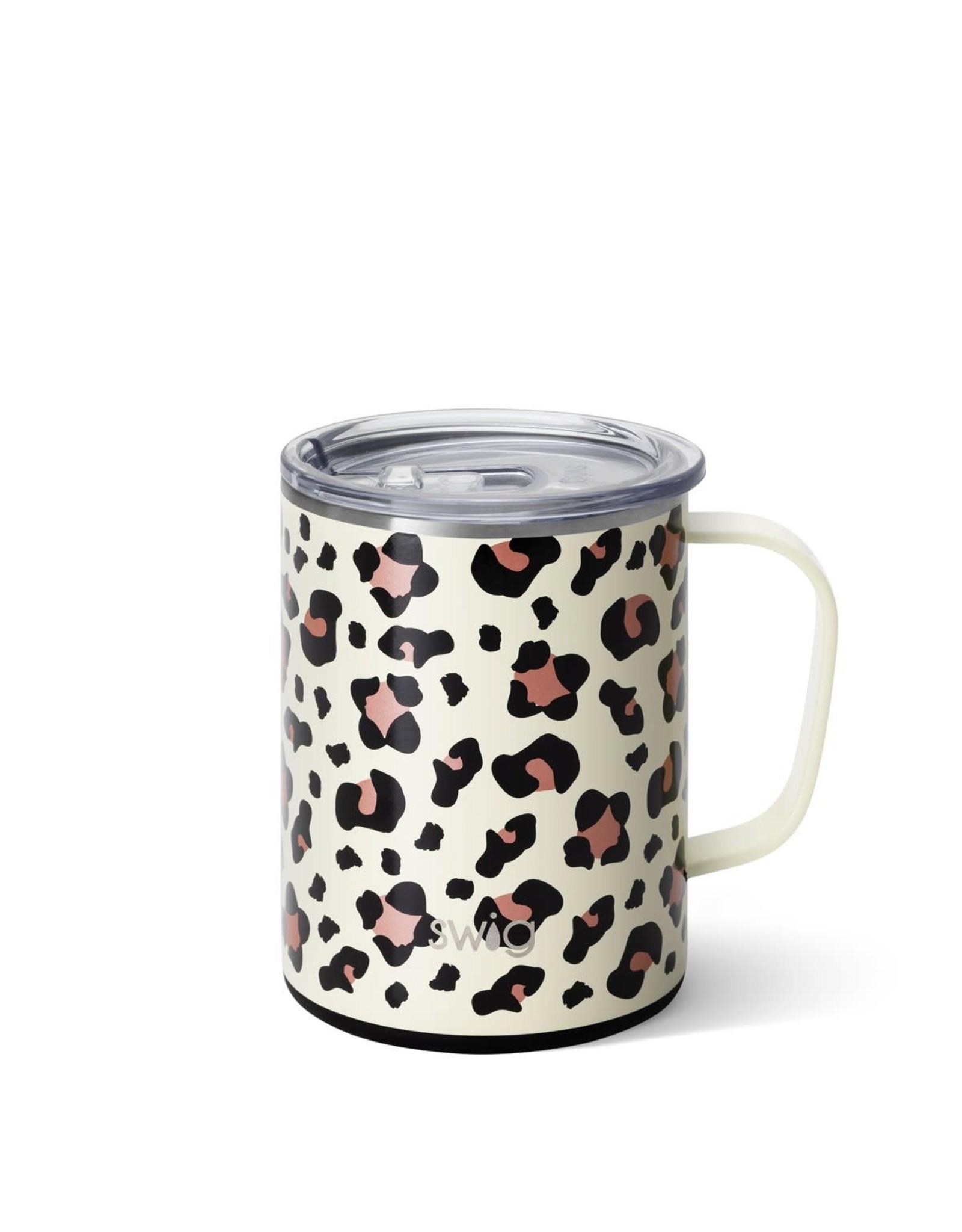 Luxy Leopard Mega Mug