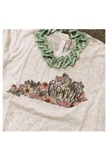 Kentucky Floral short sleeve tee (small)