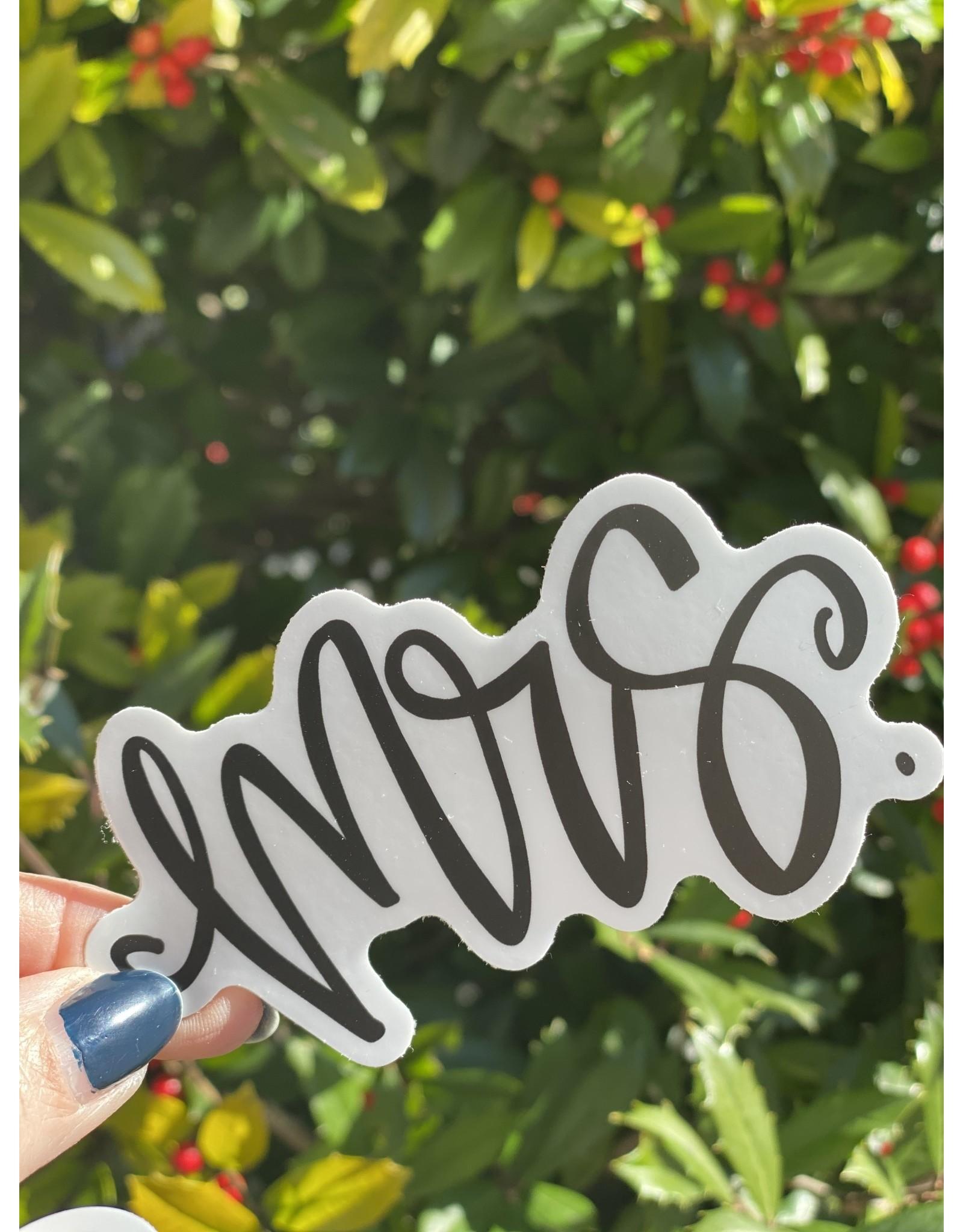Mrs. Sticker