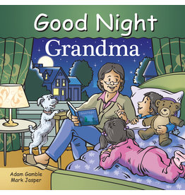 Good Night Grandma Book