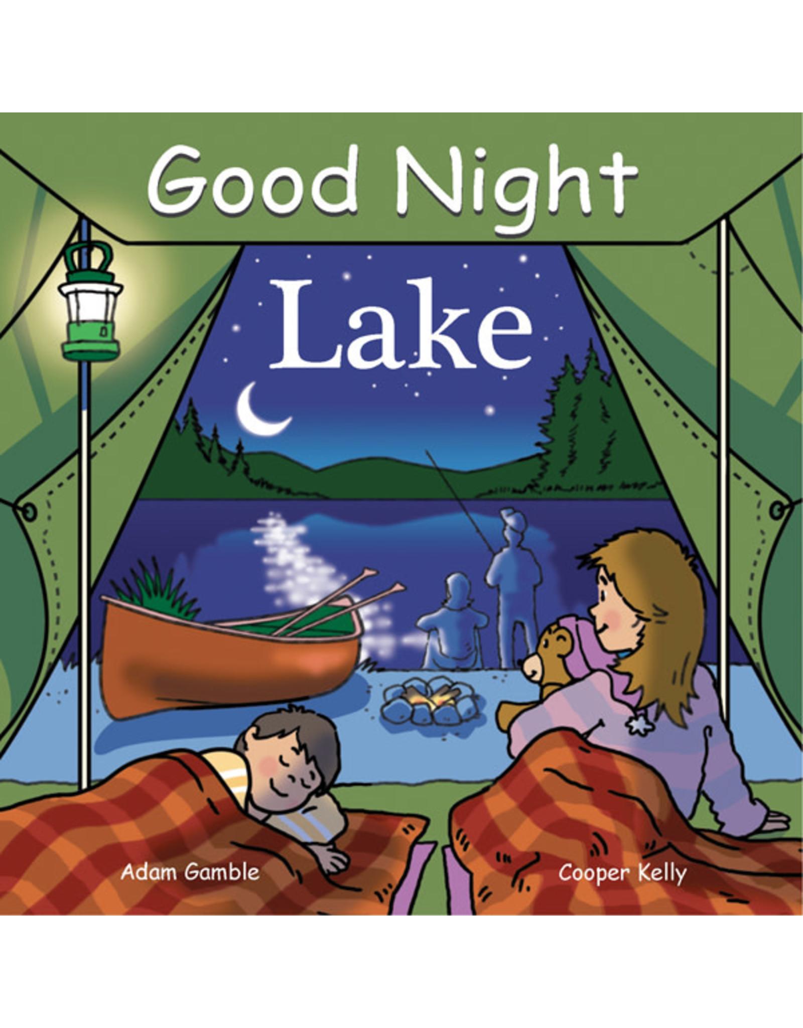 Goodnight Lake Book