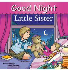 Good Night Little Sister Book
