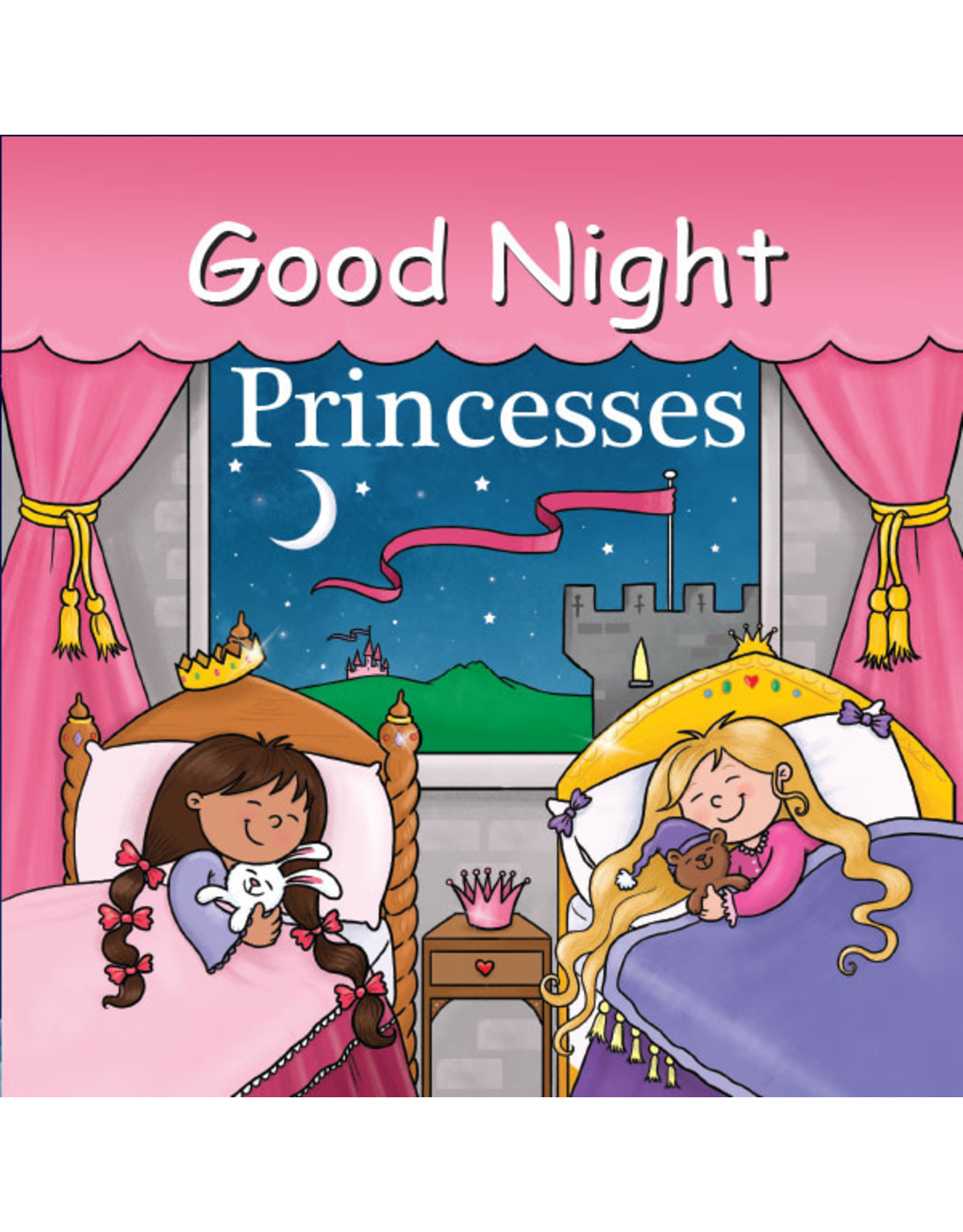 Good Night Princesses Book