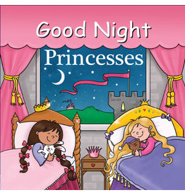 Good Night Princesses Book