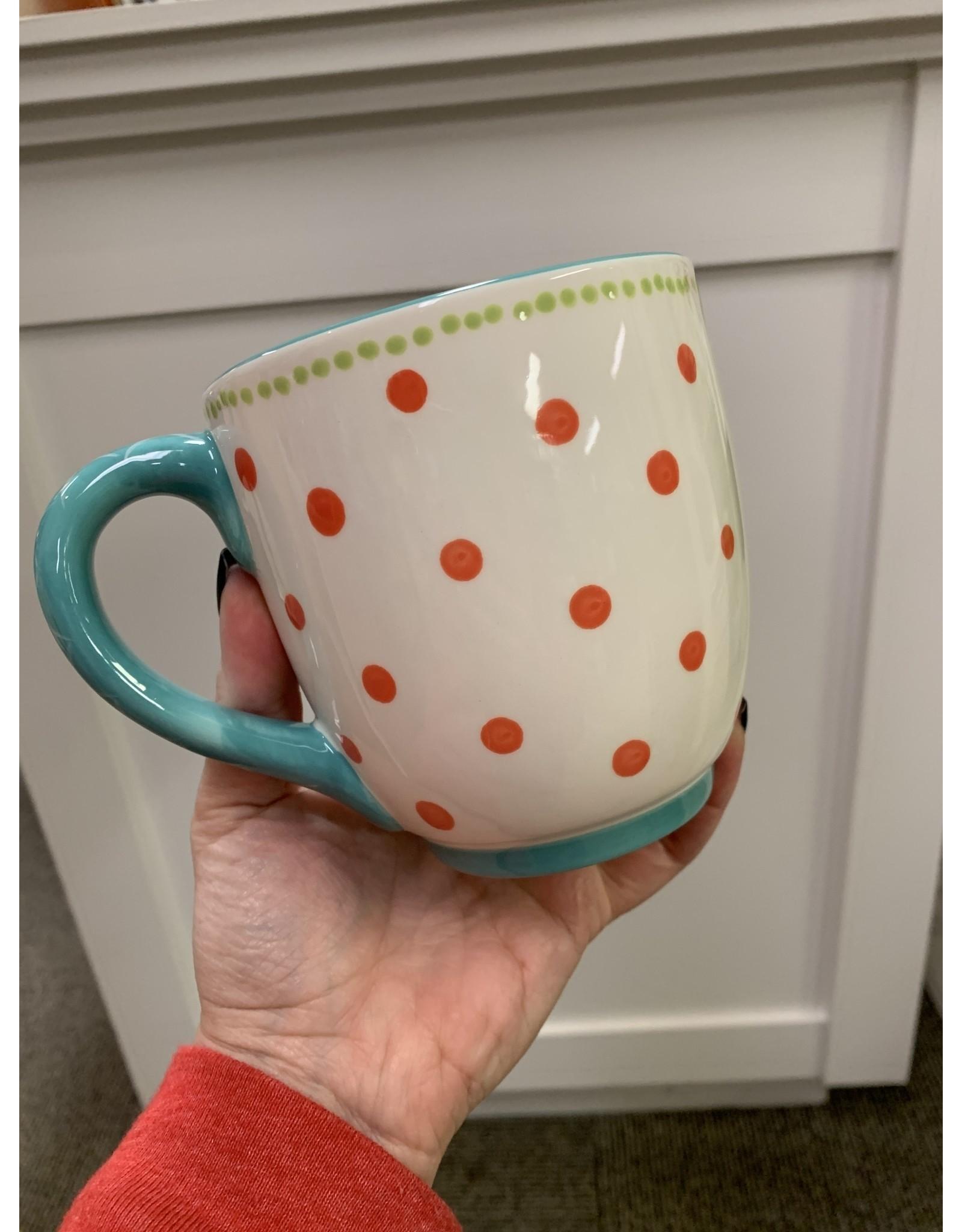 Sisters Make the Best Friends mug