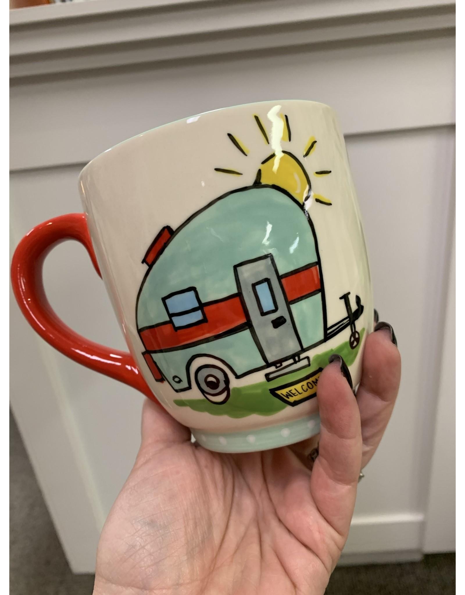 Life is a Beautiful Adventure mug