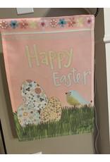 Easter Eggs Garden Flag