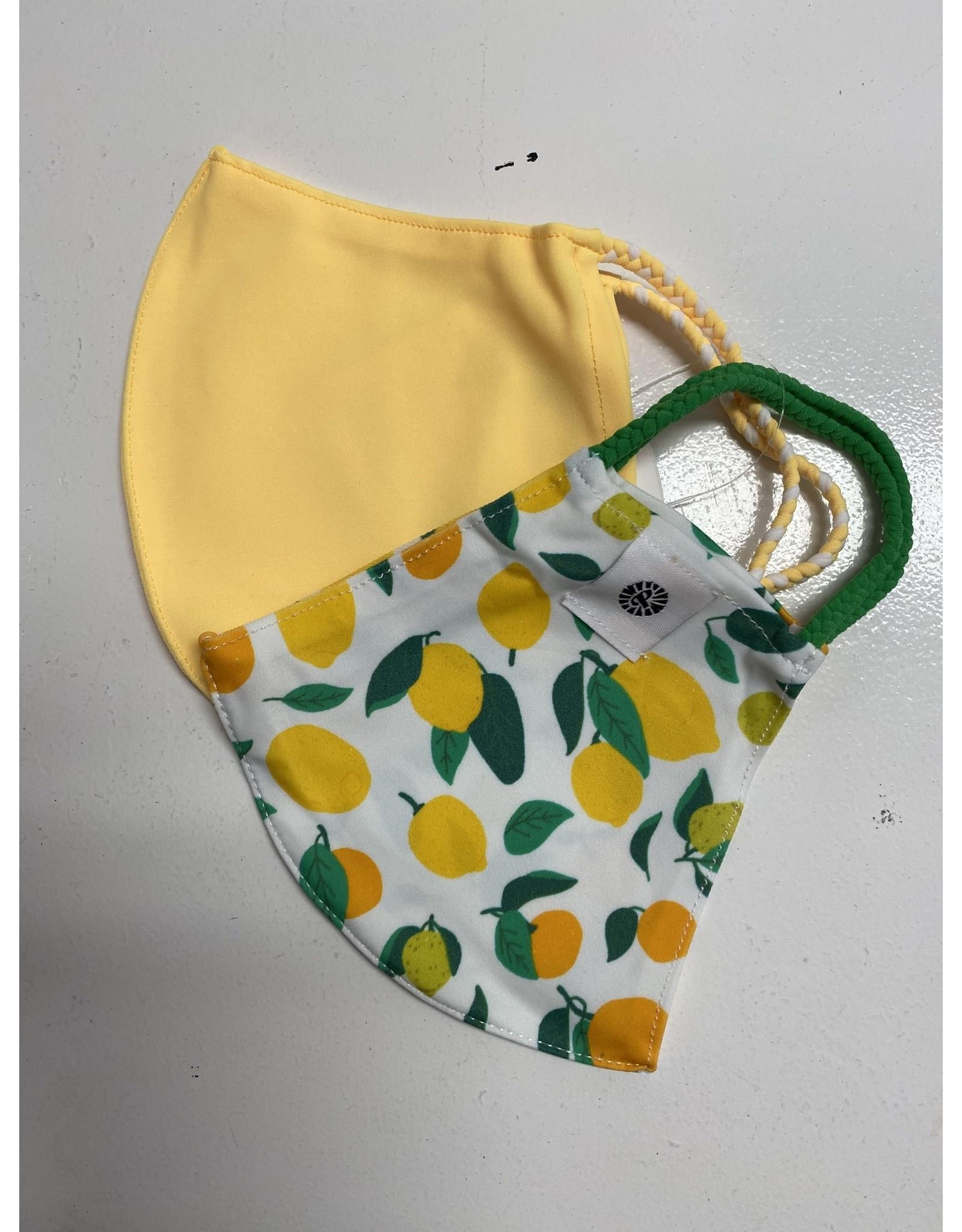 Pomchies Mask - Citrus Fruit/Yellow