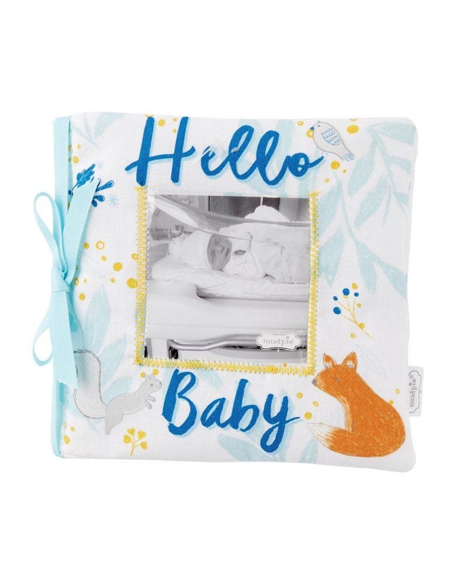Hello Baby Photo Book