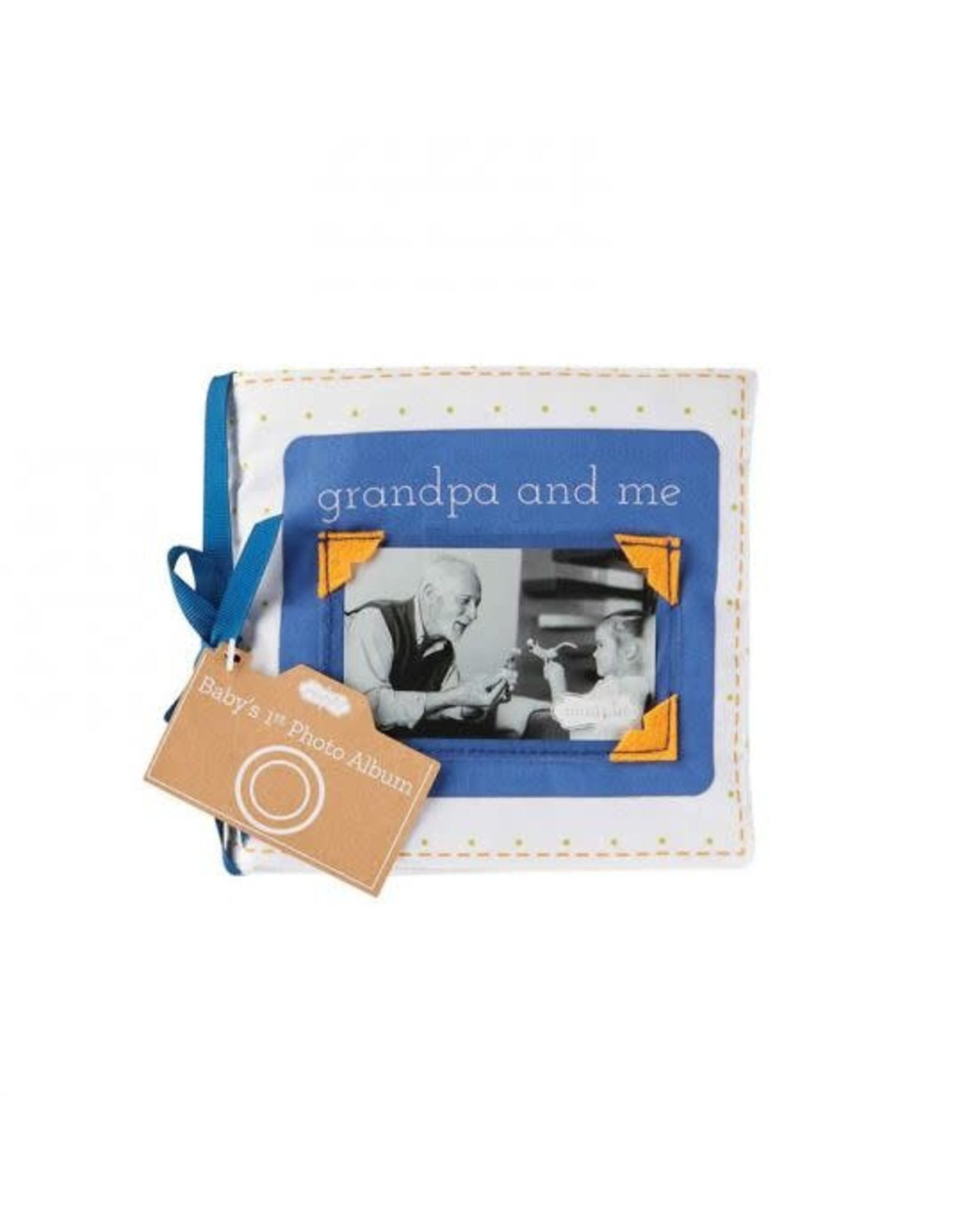 Grandpa and Me Photo Book