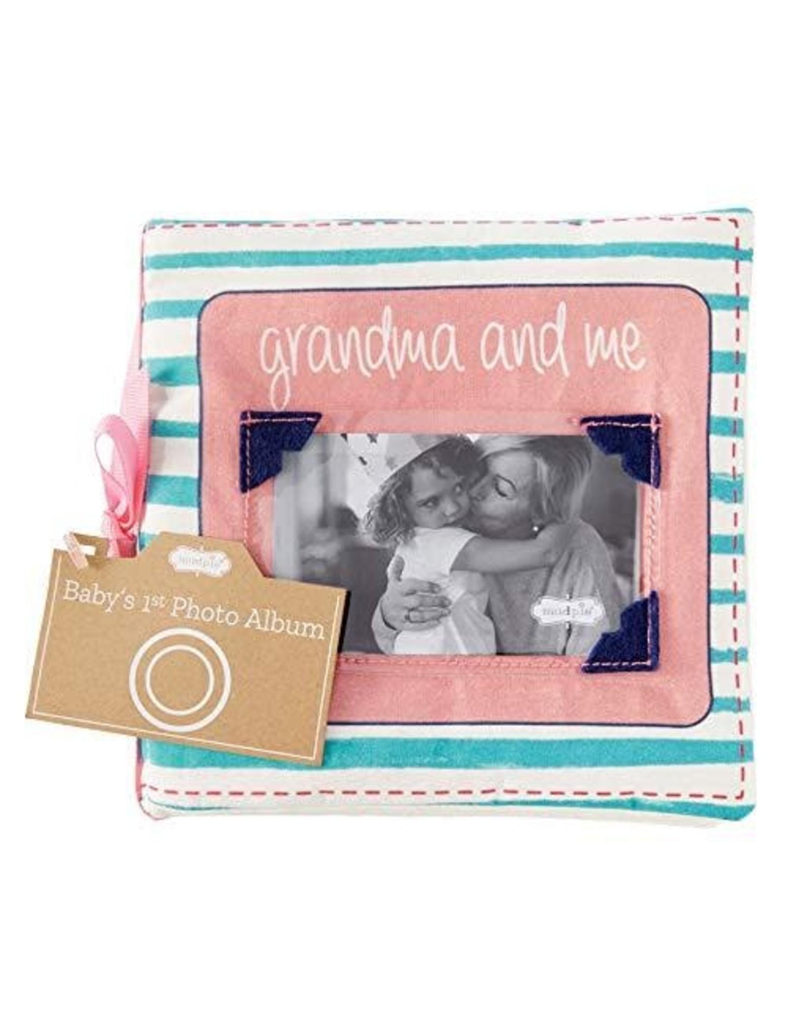 Grandma and Me Photo Book