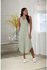 Nash Midi Dress Green-Lg