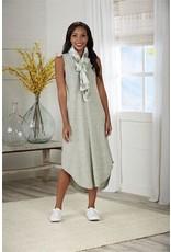 Nash Midi Dress Green-Sm