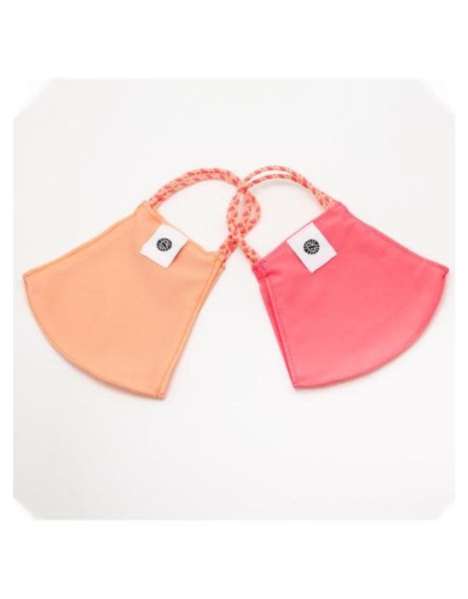 Pomchie Mask- Peachy /Neon