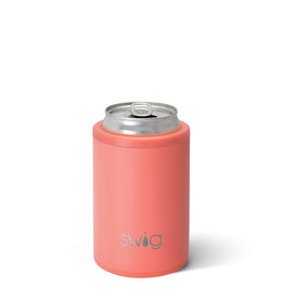 Matte Coral Combo cooler