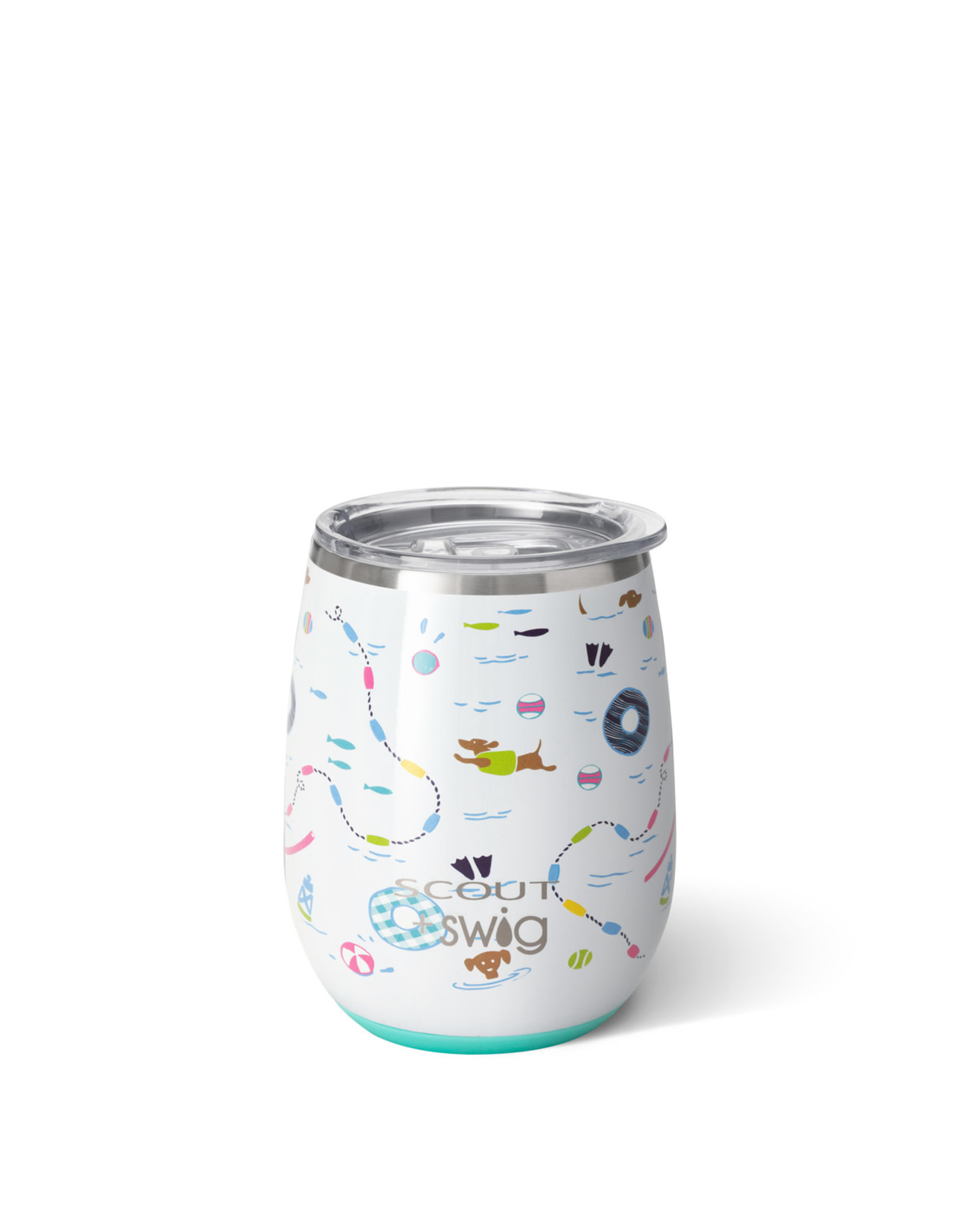 Scout Float Couture stemless cup