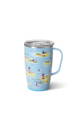 Scout Ships and Giggles mug