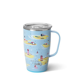 Scout Ships and Giggles mug