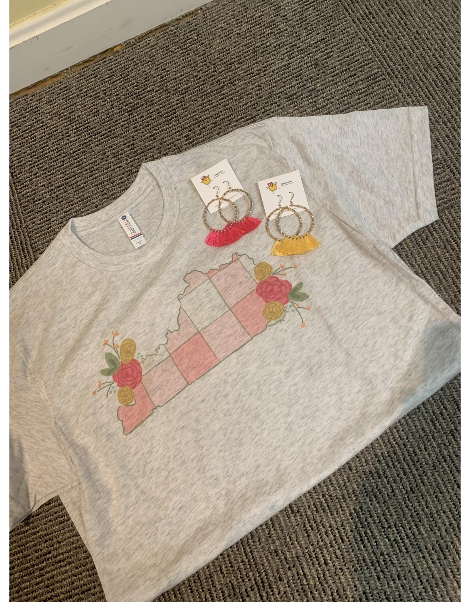 Pink Paid Kentucky Tee Shirt/Medium