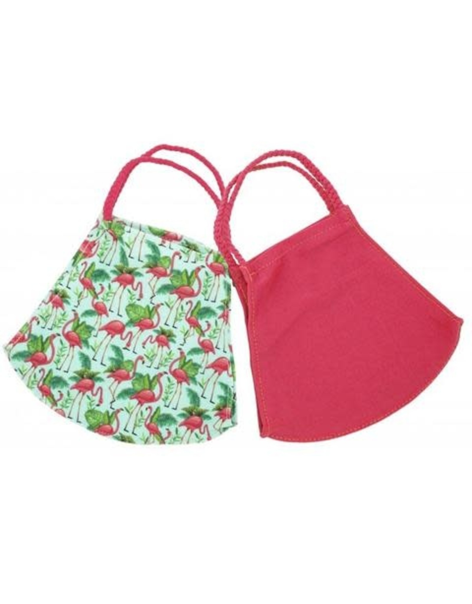 Pomchies Mask/Flamingo & Watermelon