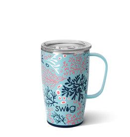 Coral Me Crazy mug