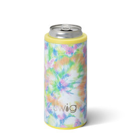 Glow Girl skinny can coozie