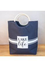 Lake Life Shore tote