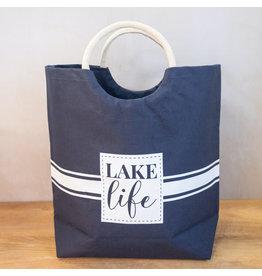 Lake Life Shore tote
