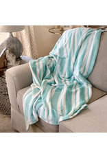 Beauty in Blue throw