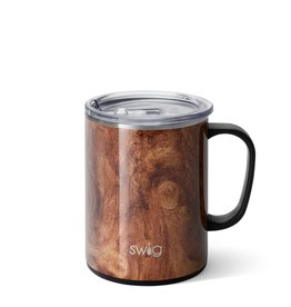 Black Walnut Mega Mug