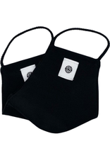 Pomchie Reversible Black/Black Mask(Filter Pocket)