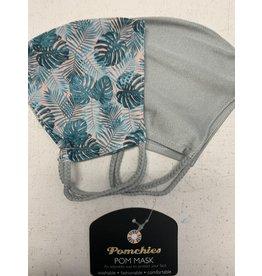 Pomchie  Mask - Palm Fonds/Perla Gray