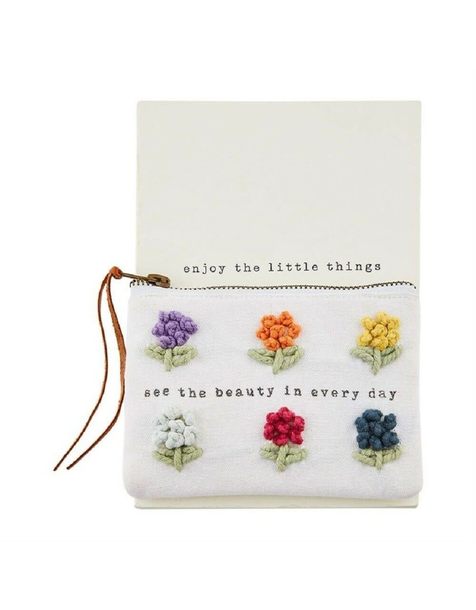 See Beauty Notebook Pouch Set
