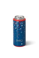 Swig 12oz Skinny Can Cooler/Star Burst