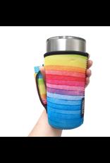 20-27 oz can pocket holder Rainbow