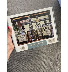 Bourbon Bottle Puzzle
