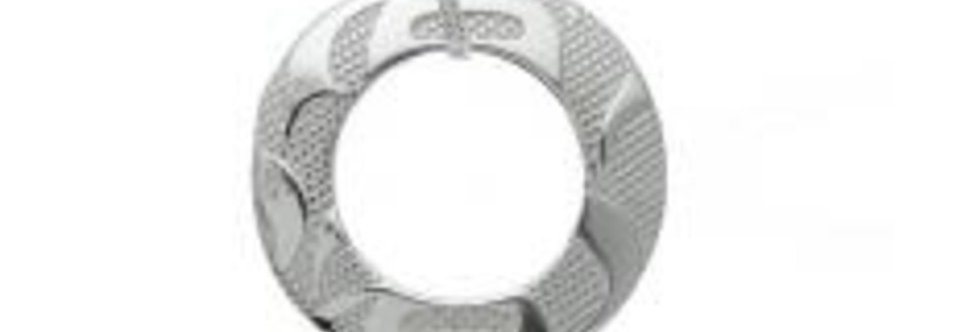 Silver Pewter Pendant - Equilibrium