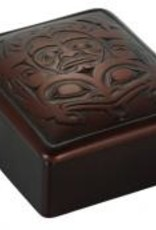 Frog Box - Recycled Glass, Canadian Made - Keith Tait