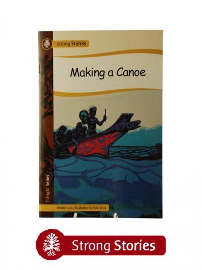 Book - Making a Canoe-1