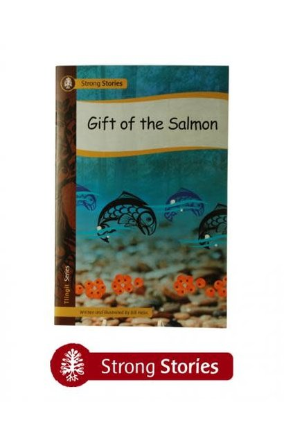 Book - Gift of the Salmon