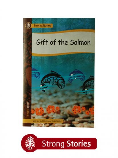 Book - Gift of the Salmon-1