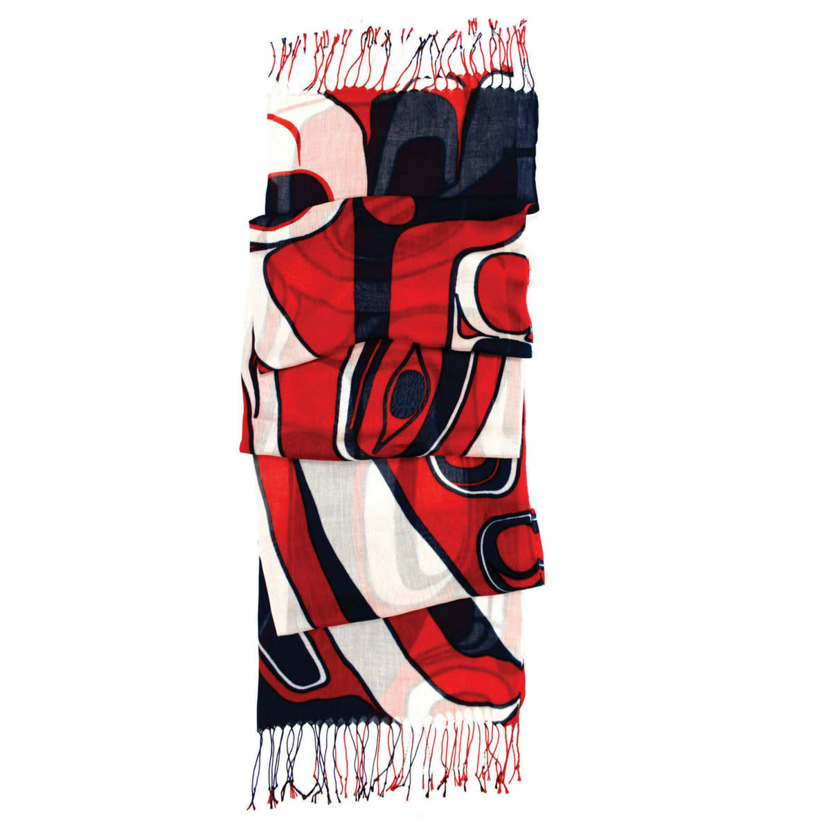 Twisted Scarf - Viscose-3