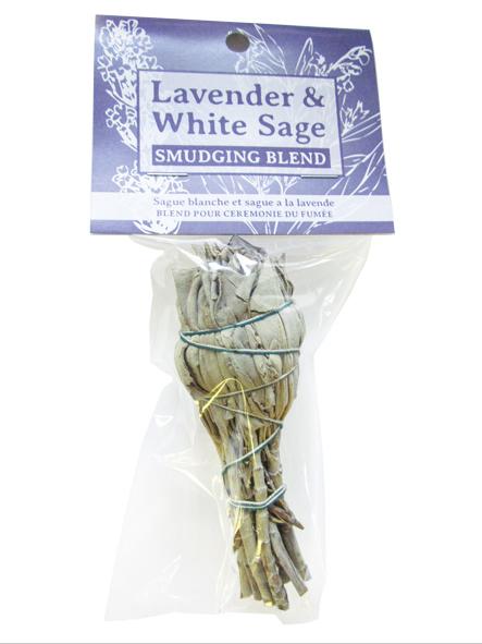 Smudge Blend Lavender & White sage-2