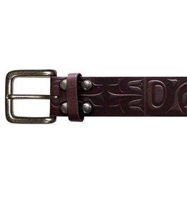 Leather Belt-Mens