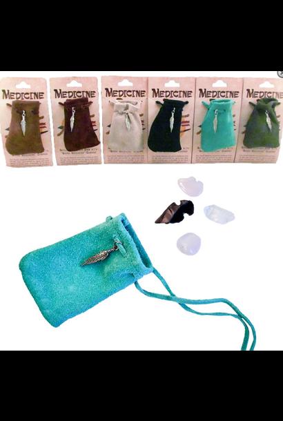 Medicine Bag-leather