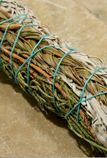 Smudge Stick Sage-Juniper-Sweetgrass