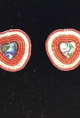Beaded Earrings-Deanna Point