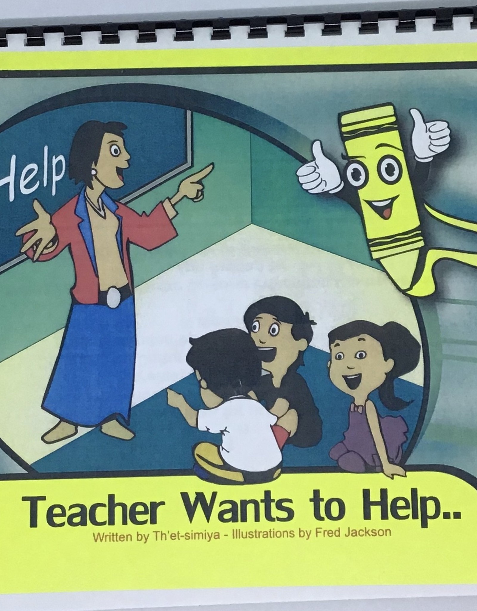 Teacher Wants To Help
