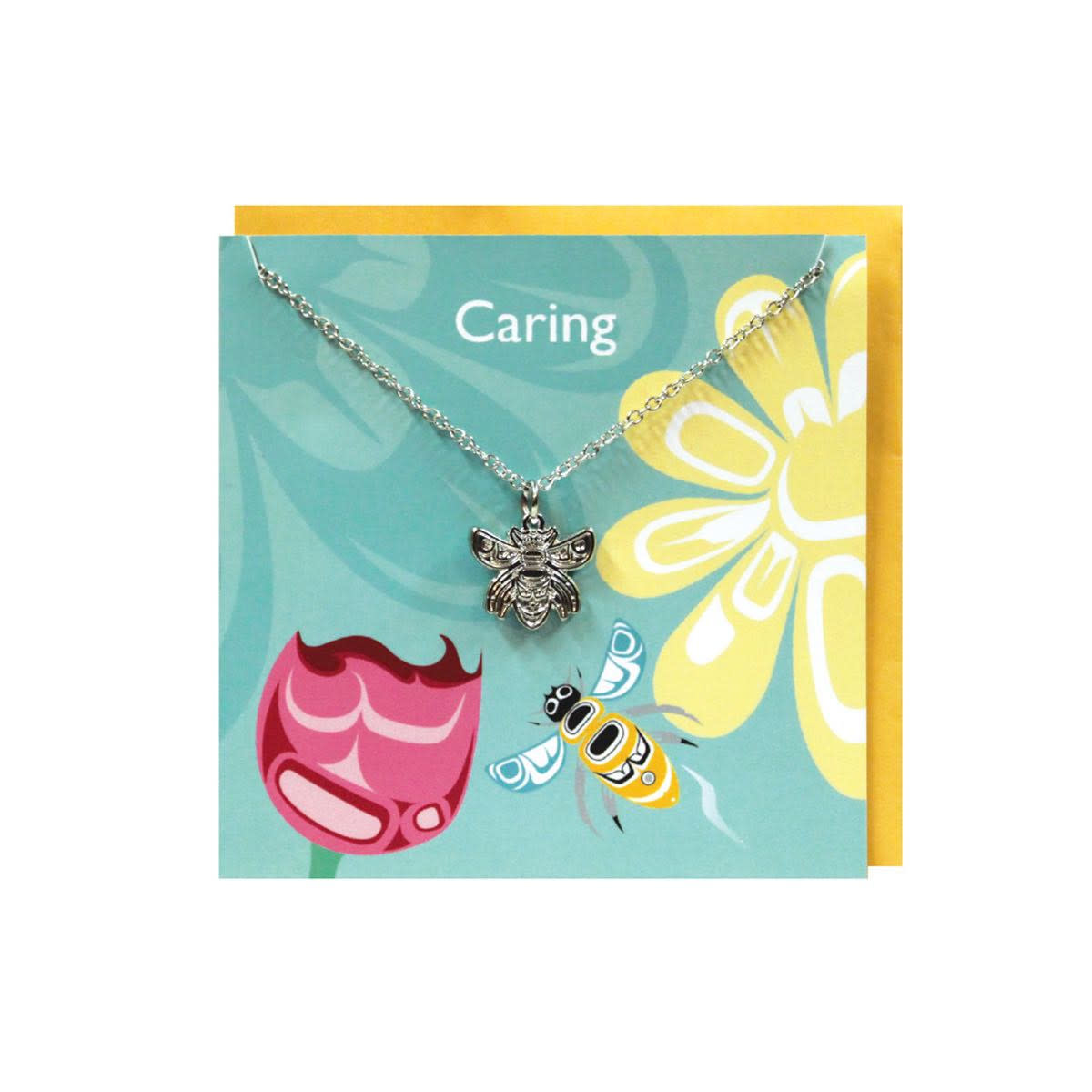 Pewter Charm Greeting Card-1