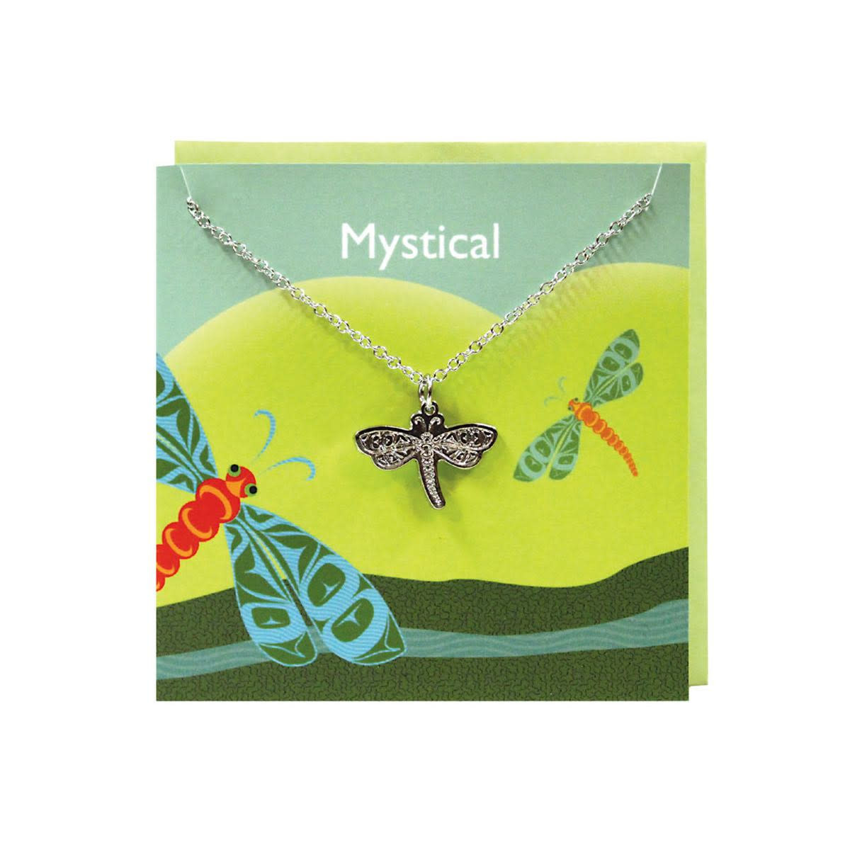 Pewter Charm Greeting Card-4